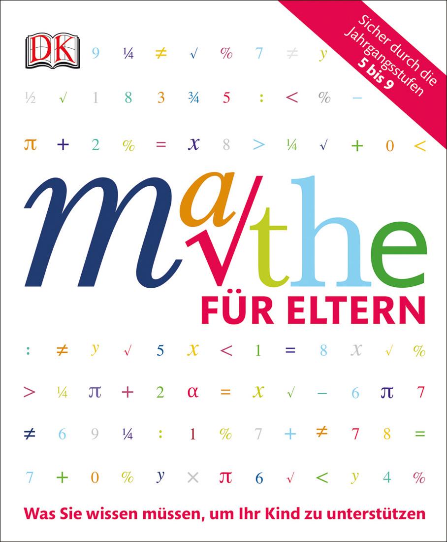 buchtipp mathe f r eltern berliner mathematische gesellschaft e v. Black Bedroom Furniture Sets. Home Design Ideas